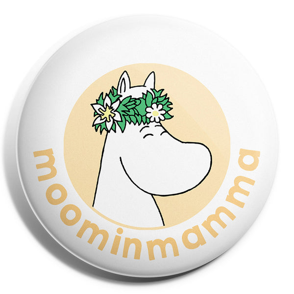 MOOMIN button badge - MOOMINMAMMA