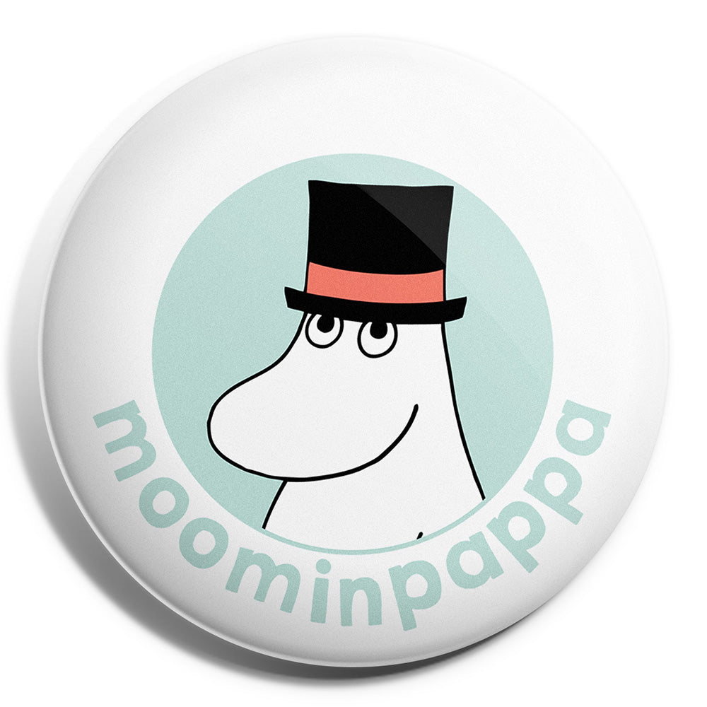 MOOMIN button badge - MOOMINPAPPA