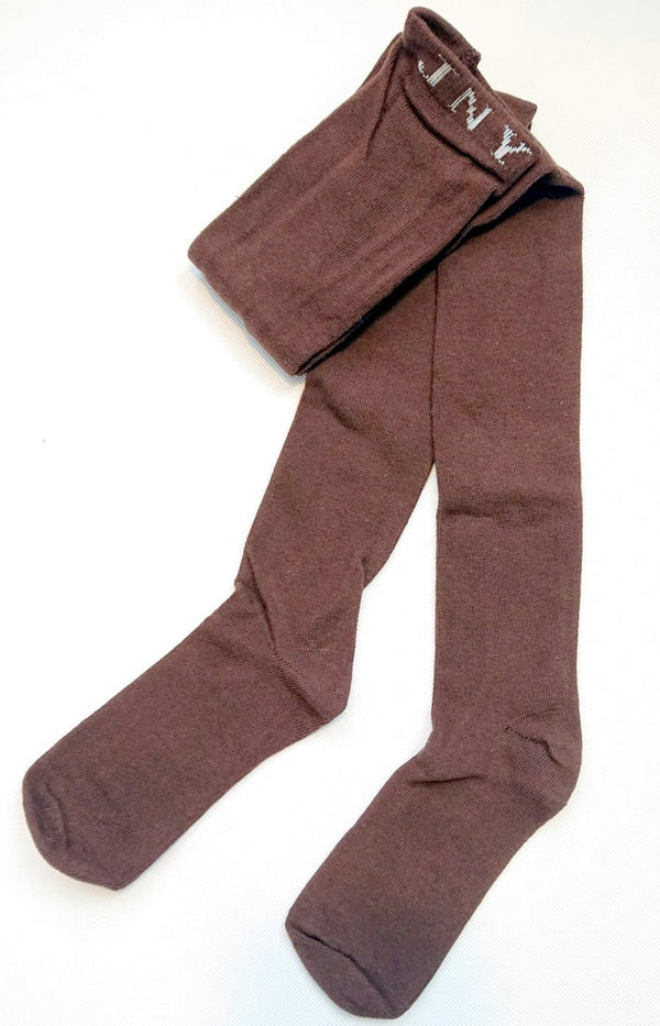 JNY tights BROWN