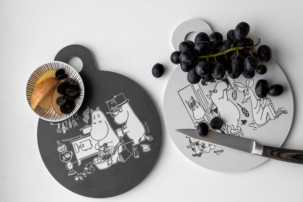 MOOMIN Muurla Chop & Serve board 20cm IN THE KITCHEN