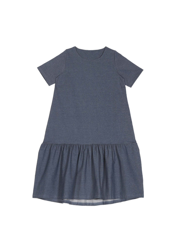 AARRE stretchy denim dress ORLEY