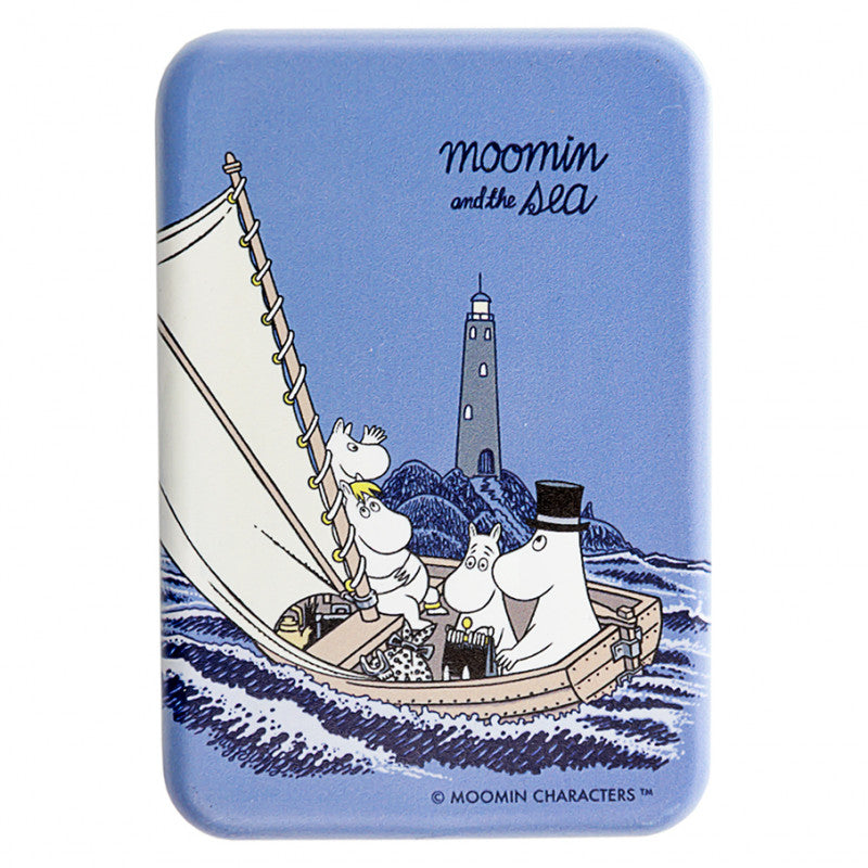 MOOMIN fridge magnet MOOMINS AND A LIGHTHOUSE #OURSEA