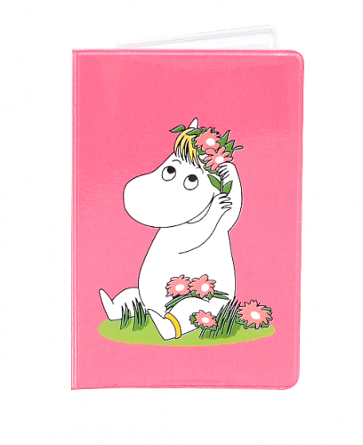 Handy - card/ticket/money holder- Snorkmaiden - funky little people - quality Scandinavian organic kids clothes, gifts and Moomin products - 1