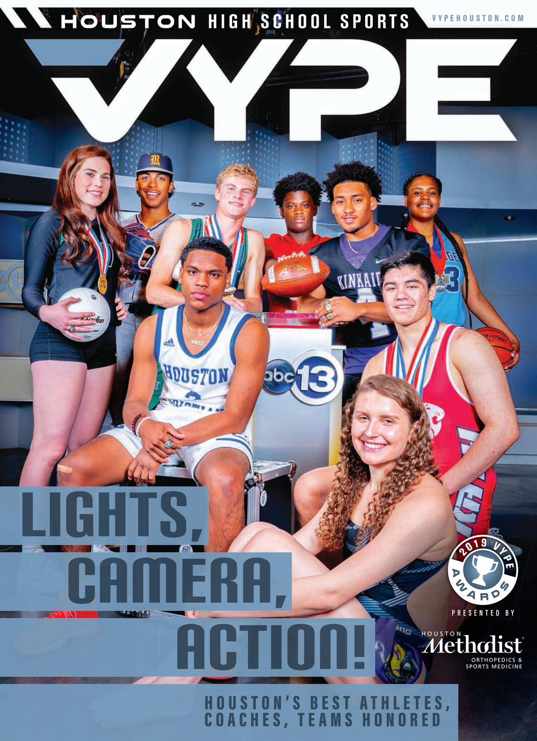 VYPE Magazine Yearly Subscription
