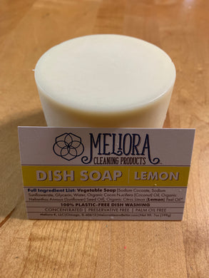 Dish Soap- Lemon