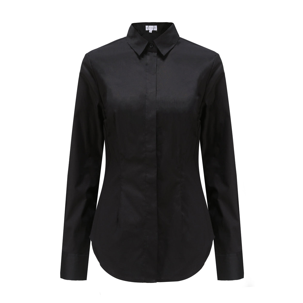 The Signature Shirt - Black