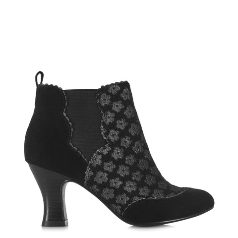 Ruby Shoo Sammy Boot Black