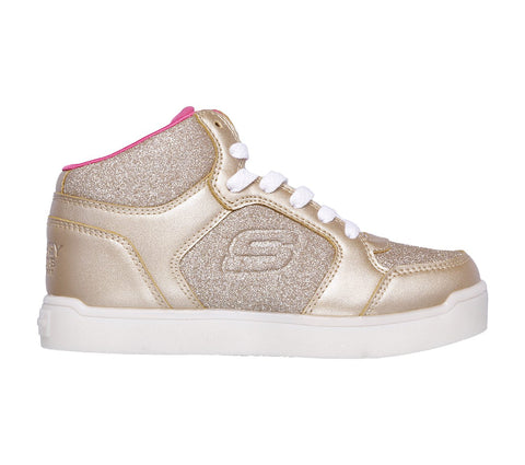 Skechers ENERGY LIGHTS: E-PRO GLITTER GLOW 10940Gld GOLD .
