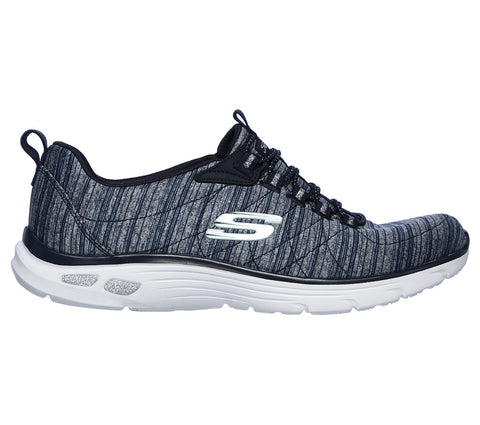 Skechers Ladies 12820 Empire D'Lux NAVY Trainer