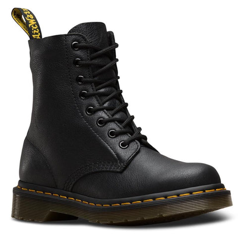 Dr Martens 1460 PASCAL Black Soft VIRGINIA Leather