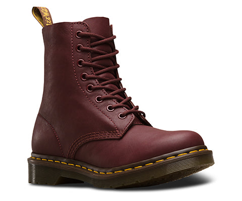 Dr Martens PASCAL Cherry VIRGINIA Leather 13512411