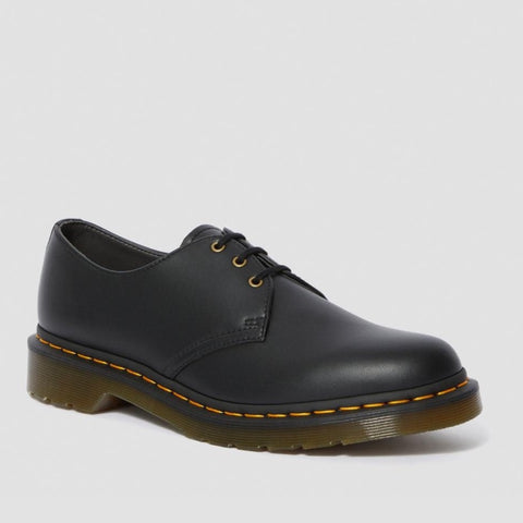Dr Martens 1461 Vegan BLACK Lace up Shoe