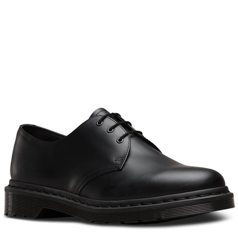 Dr Martens 1461 MONO Black Leather Shoe 14345001