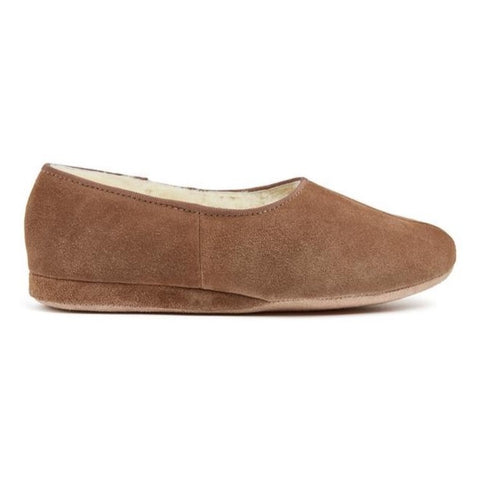 Morlands Ladies Ayr Mole Sheepskin Slipper
