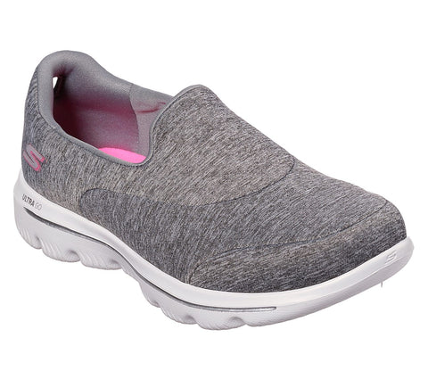 SKECHERS Ladies GOWALK EVOLUTION ULTRA - AMAZED 15733GRY