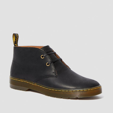 Dr Martens Black Cabrillo Mens Lace up Boot