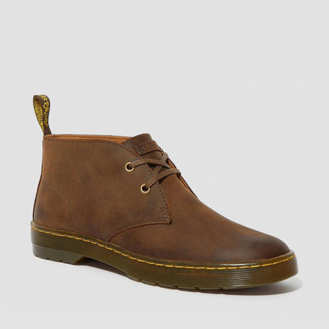 Dr Martens CABRILLO Gaucho Leather Lace up Chukka Boot