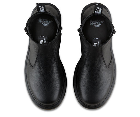 Dr Martens 2976 with Zips BLACK AUNT SALLY 22133001 – A.G. Meek 766167b8d