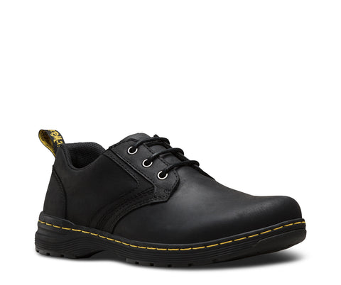 Dr Marten Gilmer Black Lace Shoe