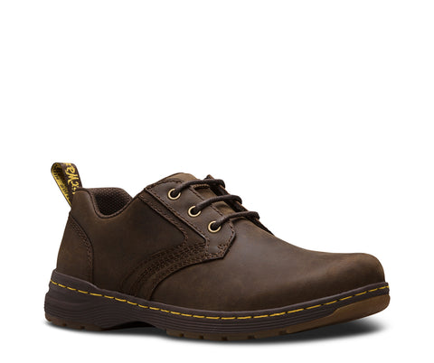 Dr Marten Gilmer Brown Lace Shoe