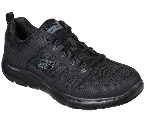 Skechers 232069 BLACK SUMMITS - NEW WORLD Shoe