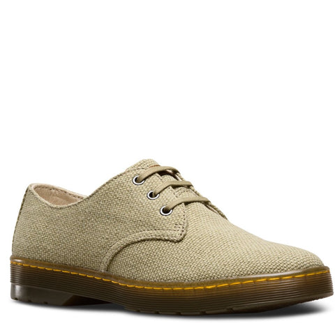 Dr Martens Delray Olive Millitary Canvas 23445353