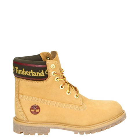 Timberland 6 Inch Premium Ladies Logo Boot WHEAT TB0A25MK231