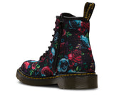 Dr Martens 1460Y ROSE FANTASY K T CANVAS