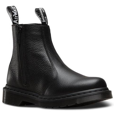 Dr Martens 2976 with Zips BLACK AUNT SALLY 22133001