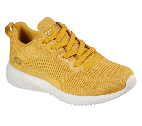 Skechers BOBS SPORT SQUAD - TOUGH TALK YELLOW 32504YEL Traniner