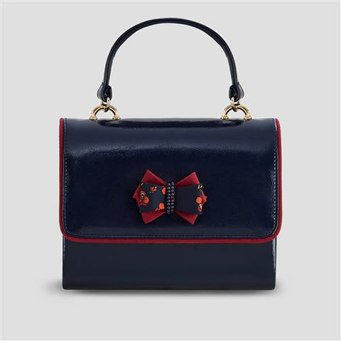 Ruby ShooCassablanca NAVY Handbag