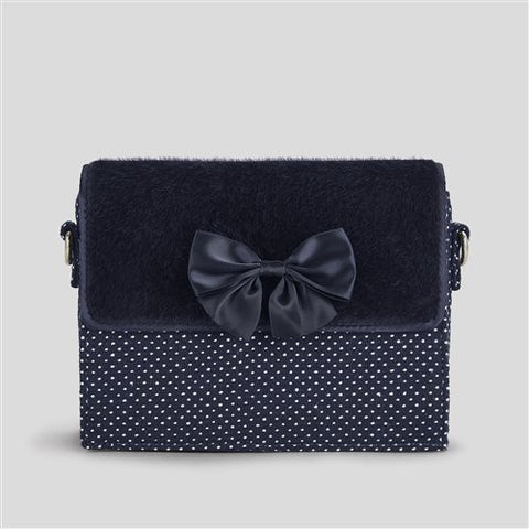 Ruby Shoo Mandalay NAVY Handbag