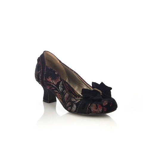 Ruby Shoo Rhea RUST Shoe