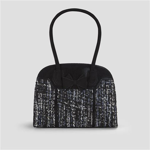 Ruby Shoo Kobe TWEED handbag
