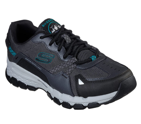 Skechers Mens RELAXED FIT: OUTLAND 2.09 CHARCOAL 51589CCBK