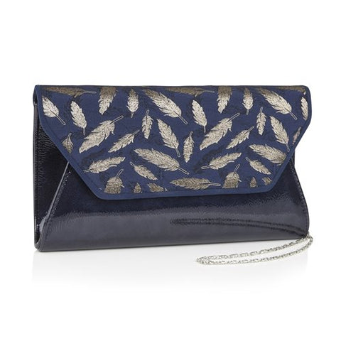 Ruby Shoo Bag Deia NAVY to match Billie Shoe