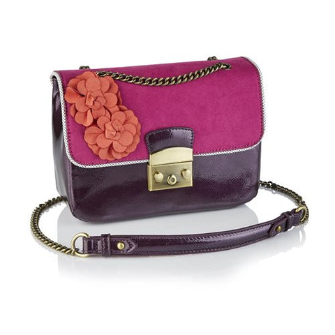 Ruby Shoo Salvador PURPLE Bag to match Marcie Shoes