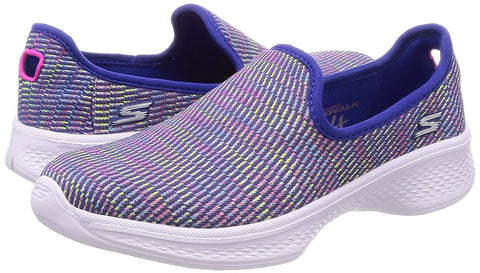 SKECHERS GOWALK 4 - SELECT 81165BLMT Blue Multi