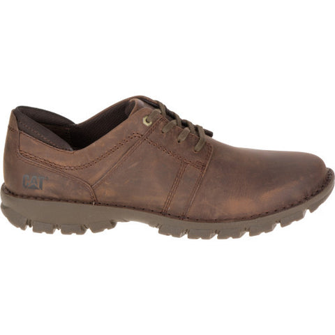 Mens Caterpillar caden Dark Brown