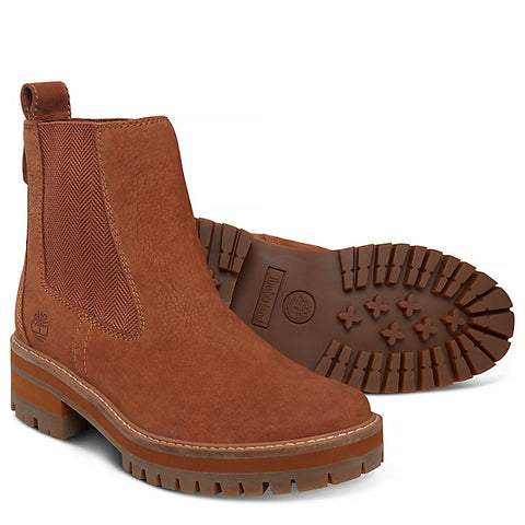 Timberland Courmayeur Chelsea Boot  SUNDANCE Leather