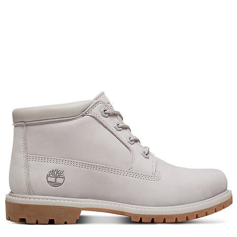 Timberland NELLIE Waterproof CHUKKA FOR WOMEN IN PALE GREY