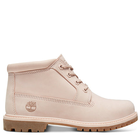 Timberland Nellie Waterproof Chukka Boot Pale Pink