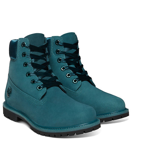 Timberland PREMIUM VELVET 6 INCH Waterproof Boot IN BLUE A1tkd