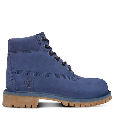 Timberland 6 inch Premium Waterproof Boot Patriot Blue