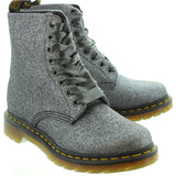Dr Martens 1460 Pascal PEWTER GLITTER 24320041