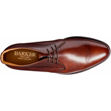 Barker Stunning Orkney CHERRY Grain Leather Chukka Boot