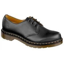 Dr. Martens 1461 lace up shoe mens / ladies with original yellow sole stitch