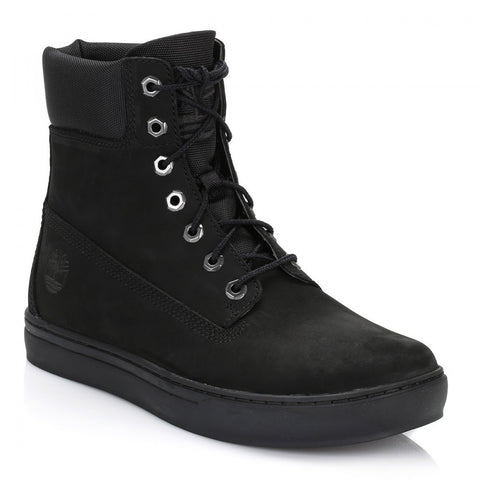 Timberland Newmarket Cupsole Boots in Black ca1156