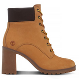 Timberland Allington 6inch Boots with Heel In Wheat