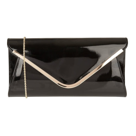 Lotus Sommerton Bag Black Patent